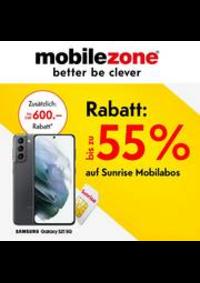 Prospectus Mobilezone Bern - Waaghaus : Rabatt bis zu -55%