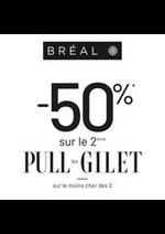 Prospectus Bréal : Breal Offre