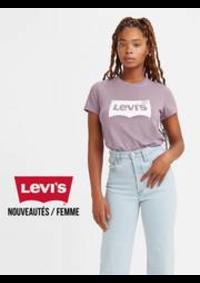 Prospectus Levi's Vintage Clothing : Nouveautés / Femme