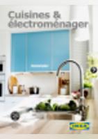Catalogue cuisine  & électroménager - IKEA