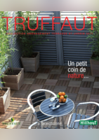 Catalogue terrasse et jardin - Truffaut